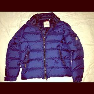 Men's Moncler Winter Coat - size 3